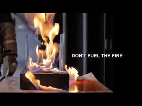 Don't Fuel the Fire - Ethanol Fireplace & Burner Hazards
