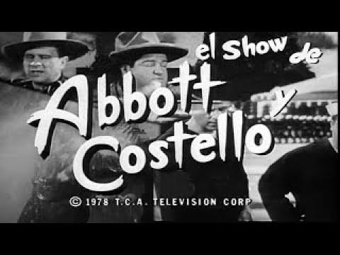 El Show de Abbott y Costello - Serie de Tv ( Doblaje Latino )