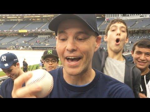 Crappy weather / HUGE NIGHT at Yankee Stadium (2017 ALDS Game 4)