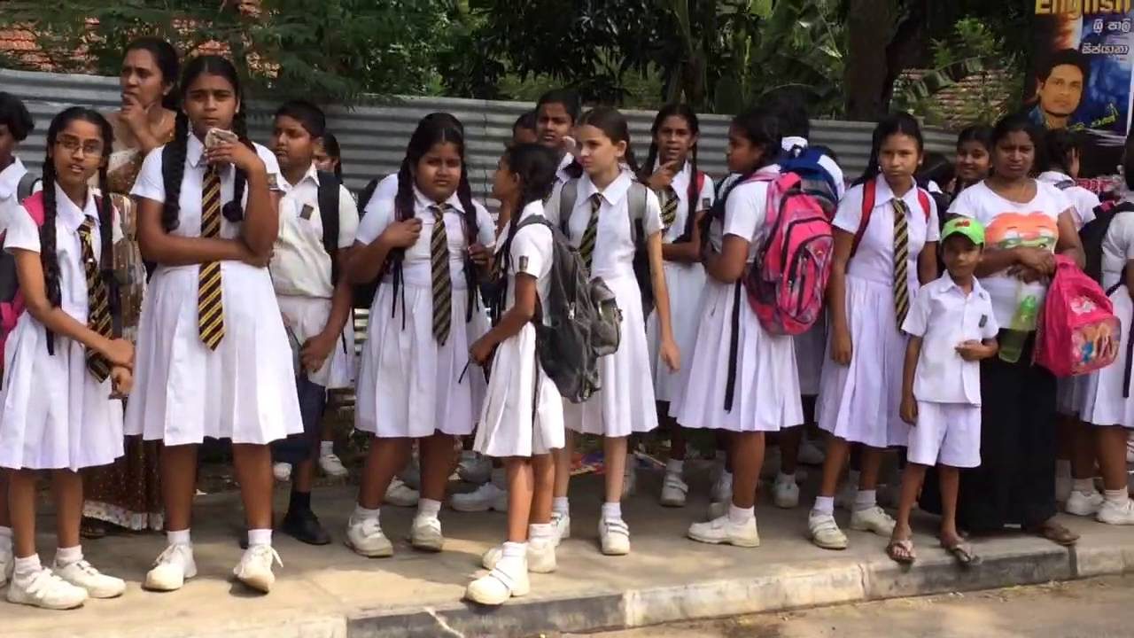 Sri Lankan School Uniform - Porn Pics  Movies-9658