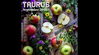 Taurus September 2018 - BEST MONTH OF YOUR LIFE !!