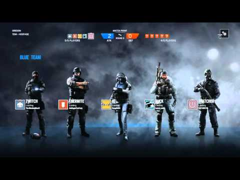 Rainbow 6 w/ Joe, Matt, and Tommy