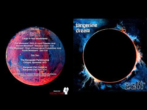 Tangerine Dream - Zeit (2CD Expanded Edition) mp3
