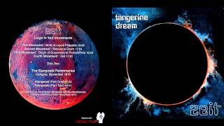 Tangerine Dream - Zeit (2CD Expanded Edition)