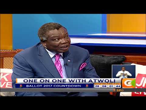 Jeff Koinange Live : One on One with COTU Sec Gen Francis Atwoli [Part 1]