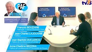 PAF – Patrice Carmouze and Friends – Emission du 5 avril 2019
