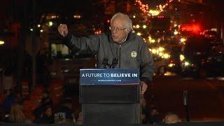Bernie Sanders New York Rally | New York
