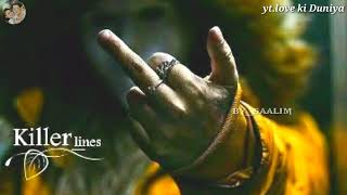 Ayk Kahani Hai Jo Sabko Sunani Hai Attitude WhatsApp status || Urdu poetry whatsaap status || Joker
