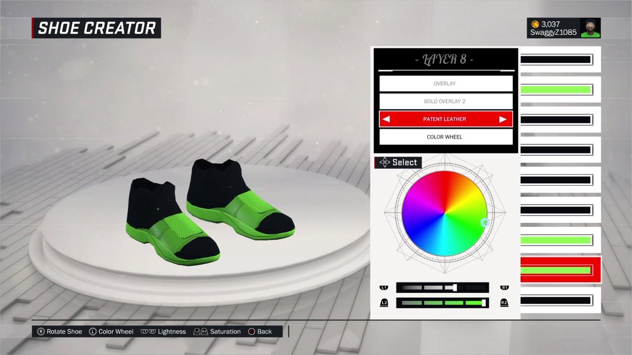d48f93e5a0d9 How To Make Flip Flops in NBA 2K17 - YouTube