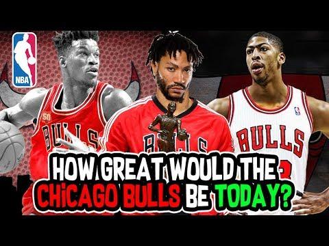 675cf6b80cbd The Chicago Bulls TODAY if Derrick Rose never got INJURED (Greatest Team  Ever )
