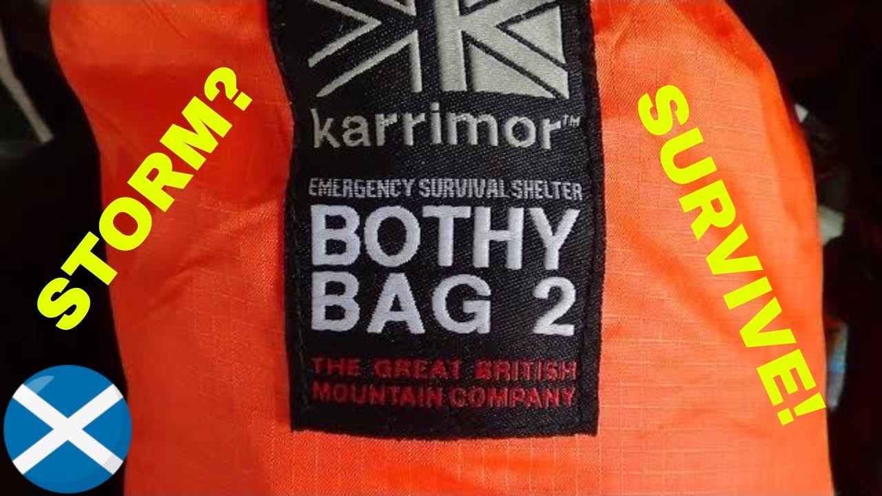 Karrimor Survival Blanket