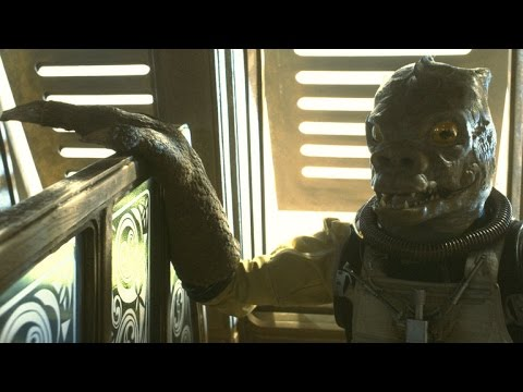 Bossk gasses everyone to death