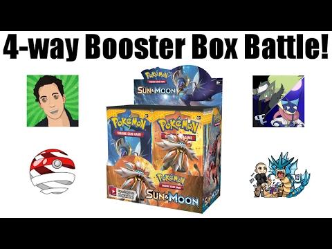 Box Battle VS. LeonHart, Pokemon Unwrapped and The Pokemon Evolutionaries