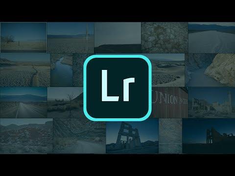 Adobe Lightroom CC Tutorial For Beginners (1)