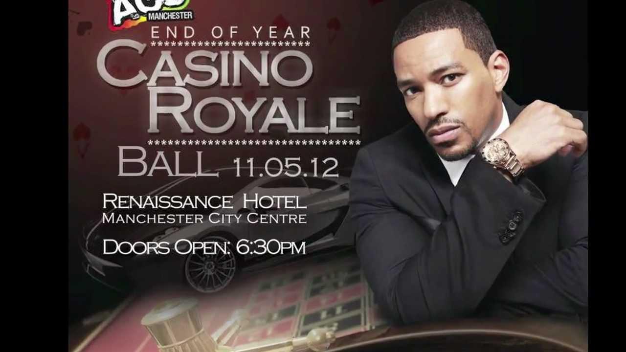 Casino royale ball