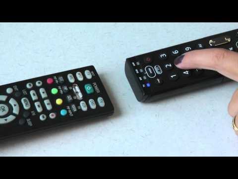 Universal Remote Control - URC 7140 Essence Learning  One For All