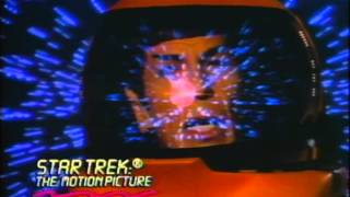 Star Trek: The Motion Picture Trailer 1979