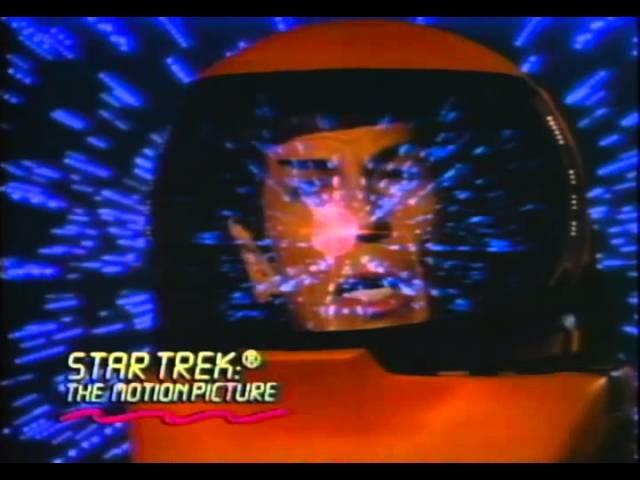 Star Trek: The Motion Picture Trailer 1979