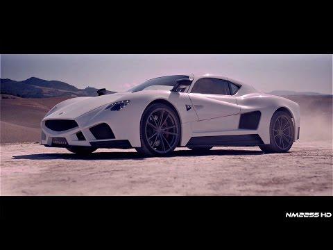 Mazzanti Evantra - New Italian Supercar - Official Launch Video