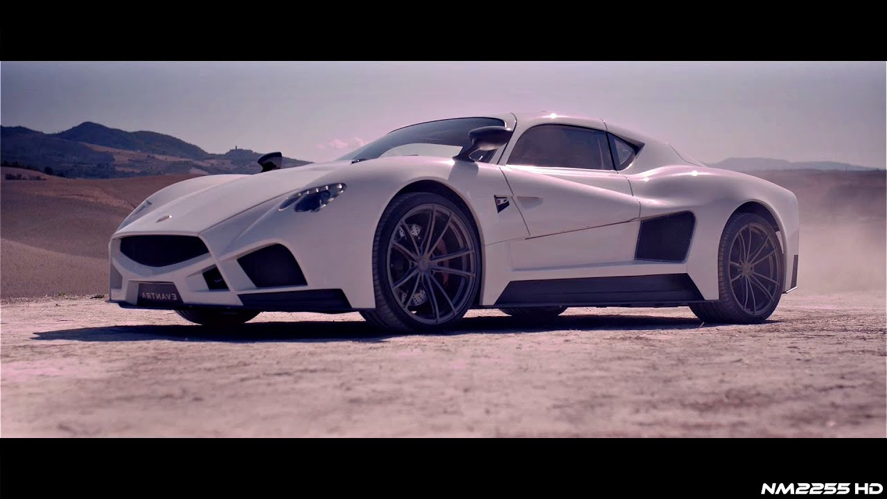 Mazzanti Evantra New Italian Supercar Official Launch Video