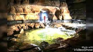 Most beauty full cave in Meghalaya  krem puri