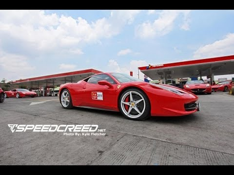 Speed Creed: FOCI's Bandung Touring 2012 Coverage (Bandung, Indonesia)