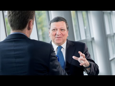 Barroso lays down Commission reins