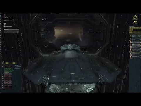 Eve Online Level 5 Mission Timelapse (490mil/h)