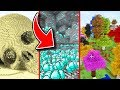Minecraft: 5 INSANE SEEDS You Have To TRY NOW! (Ps3/Xbox360/PS4/XboxOne/PE/MCPE)
