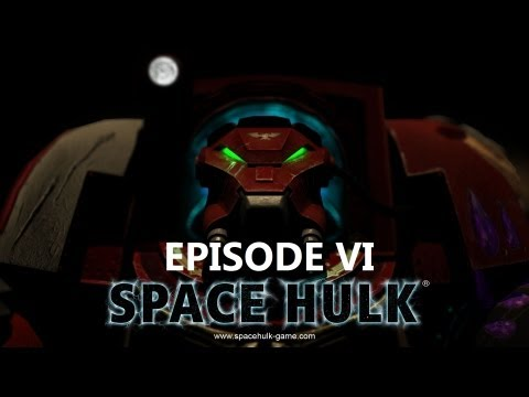 "SPACE HULK Let's Play. Mission 6: ""Alarm Call"""