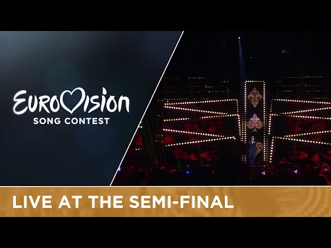 Jüri Pootsmann - Play (Estonia) Live at Semi - Final 1 of the 2016 Eurovision Song Contest
