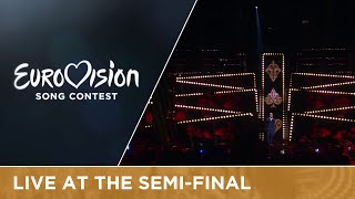 Jüri Pootsmann - Play (Estonia) Live at Semi - Final 1 of the 2016 Eurovision Song Contest