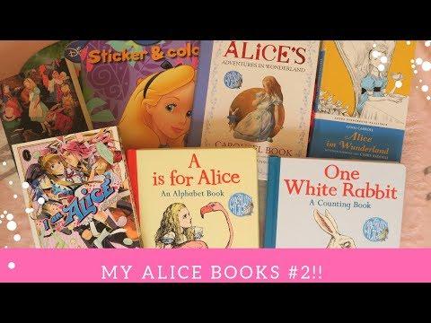 karin-in-wonderland!-my-alice-books-#2!!