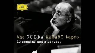 gulda plays mozart andante from c major sonata kv 545