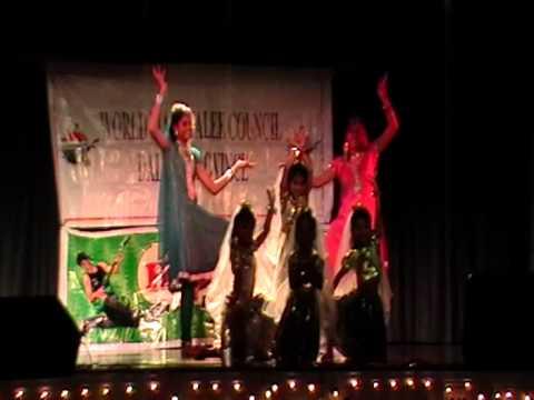 World Malayalee Council Dance - Gujarati Kalthala Kettiya - Pulival Kalyanam - Part 2