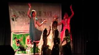 World Malayalee Council Dance - Gujarati Kalthala Kettiya - Pulival Kalyanam - Part 2