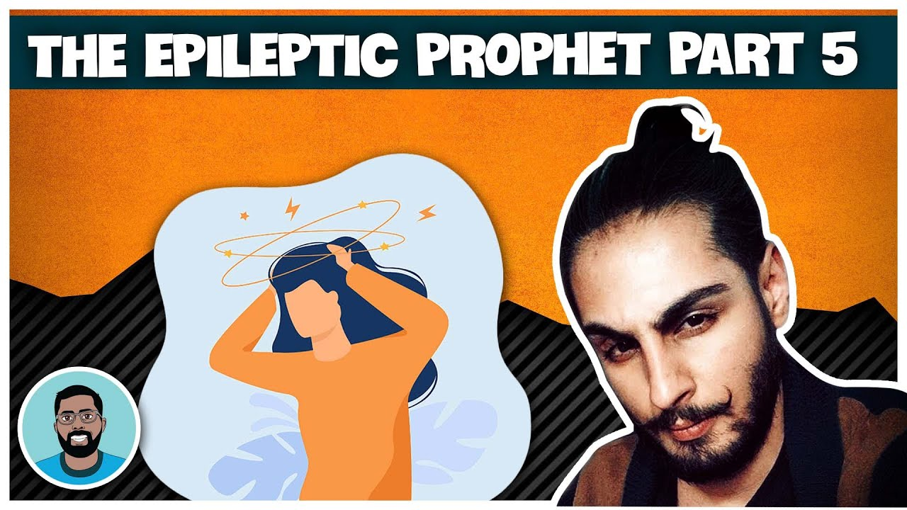 Download EPILEPTIC PROPHET PART 5 - ANGER ANXIETY PARANOIA SEXUALITY DELUSIONS