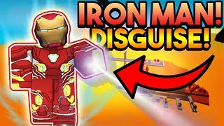 ironman stop motion