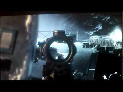 Modern Wafare 3 { Hijack Plane Part 2 + Sierra Leone } PlayStation 3 Game-Play