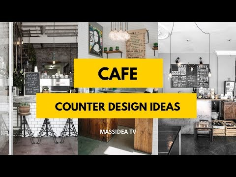 75+ Greatest Cafe Counter Design Ideas From Pinterest