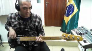 Bob Marley - Get Up, Stand Up (bass cover)