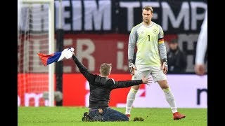 Manuel Neuer - You are my Hero / Crazy Moments 2016 / 18 | HD