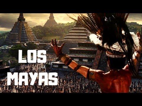 the-mayas,-origin-and-history