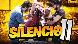¡SILENCIO 11!