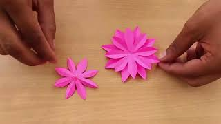 Paper Flower - Gerbera - Bengali
