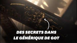 Game of Thrones saison 8: le nouveau générique regorge de secrets