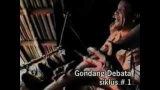 Gondang MANGALIAT   Fragmentasi Komposisi Musik   Gondang Sabangunan Batak Toba