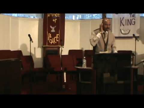 FAHC Anniversary: Bishop Jerry Johnson