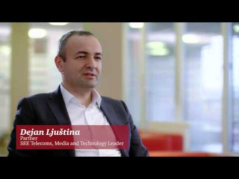 Trends in Telecoms, Media and Technology in 2016 - Dejan Ljustina presents