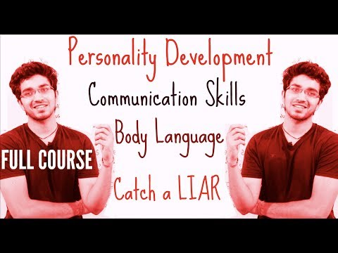 College Guide: Personality development | Body Language | Communication Skills | Full Course